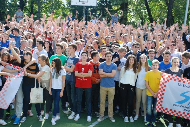 Susret salezijanske mladeži u Rijeci - 11. - 12. listopada 2014.