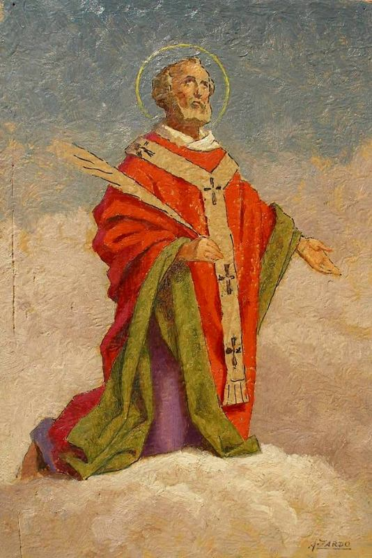 14. listopada - sveti Kalist I., papa i mučenik