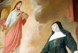 16. listopada Sveta Margareta Marija Alacoque,