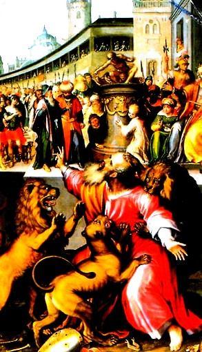 17. listopada - sveti Ignacije Antiohijski, biskup i mučenik