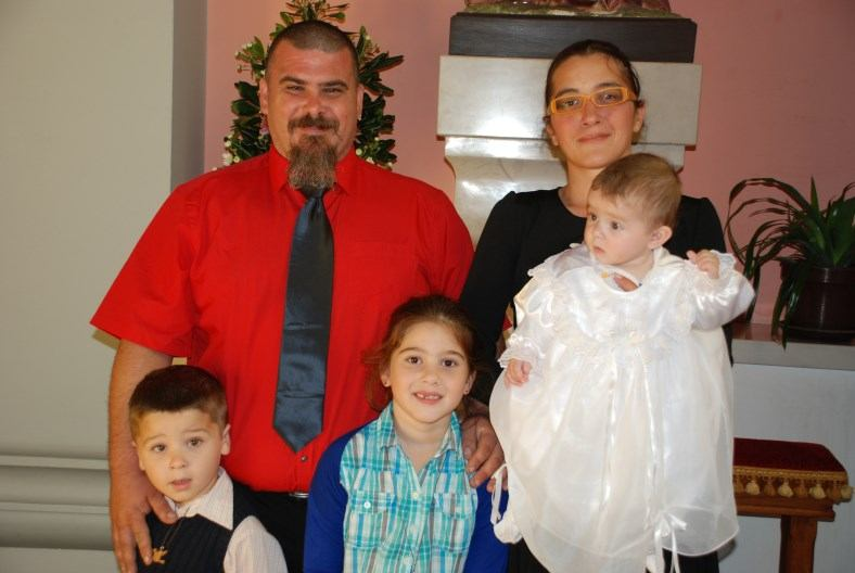 19. listopada 2014. krštenje Marije Vite Mrzljak