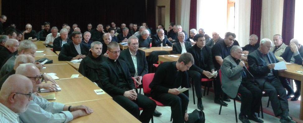 6. listopada - Svećenička skupština u znaku Godine obitelji