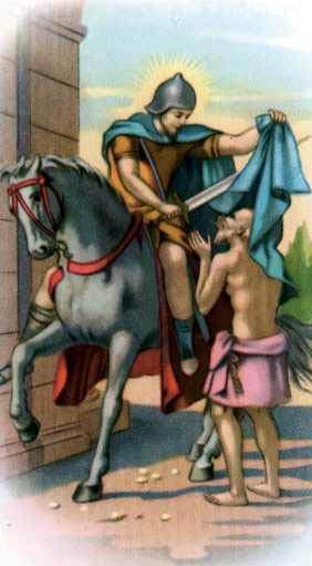 11. studenoga - Sveti Martin Turski, biskup