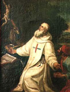 20. studenog - Sveti Feliks de Valois,