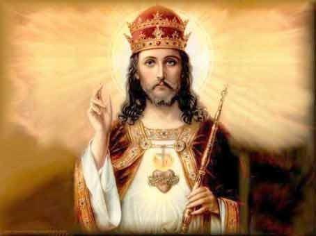 23. studenog - Nedjelja Krista Kralja svega stvorenoga