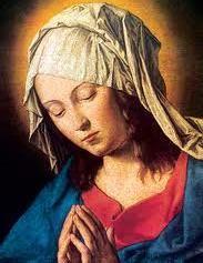21. studenoga - Prikazanje Blažene Djevice Marije - Gospa od zdravlja
