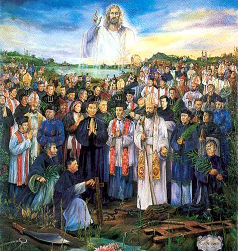 24. studenog - sveti Andrija Dung-Lac i 116 vijetnamskih mučenika