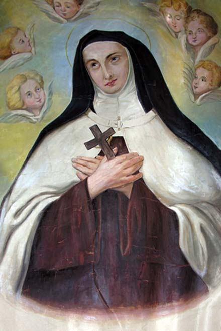 16. prosinca - Blažena Marija od Anđela, karmelićanka