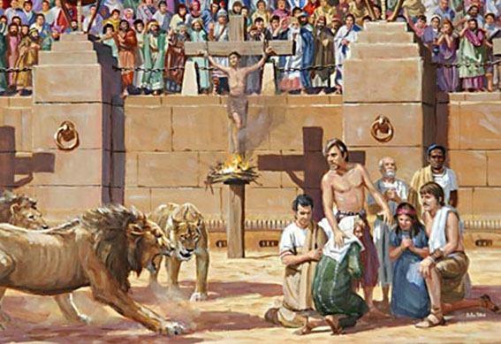 22. prosinca - Sveti Rimski mučenici