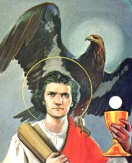 27. prosinca - Sveti Ivan, apostol i evanđelist | Sv. Antun Padovanski Rijeka