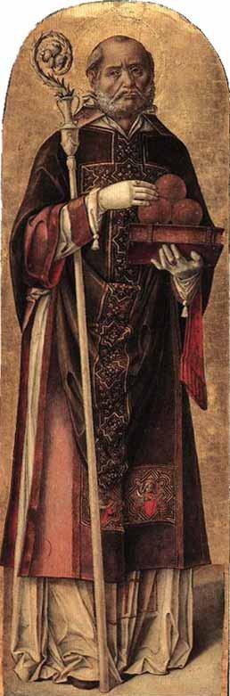 6. prosinca - sveti Nikola, biskup
