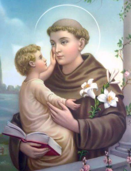 Prvi dan trodnevnice sv. Antunu Padovanskom