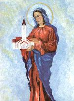 9. lipnja - MARIJA MAJKA CRKVE