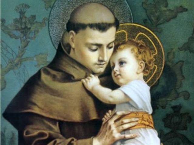 Molitva mladića ili djevojke svetom Antunu Padovanskom