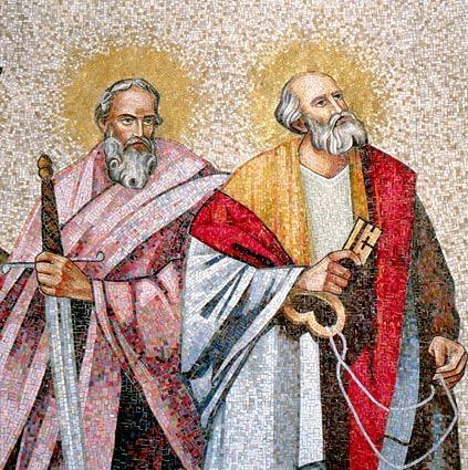 SVETI PETAR I PAVAO - apostoli - 29. lipnja 2019.