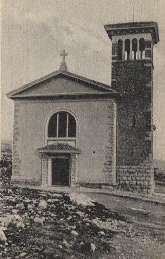 Povijest župe sv. Antuna Padovanskog - Kantrida
