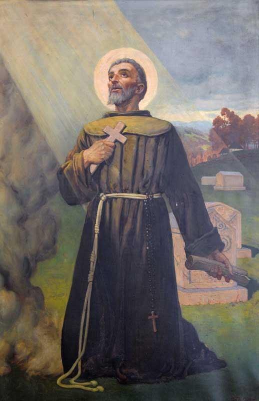 sv. Nikola Tavelić, OFM, prezbiter i mučenik - 14. studenoga