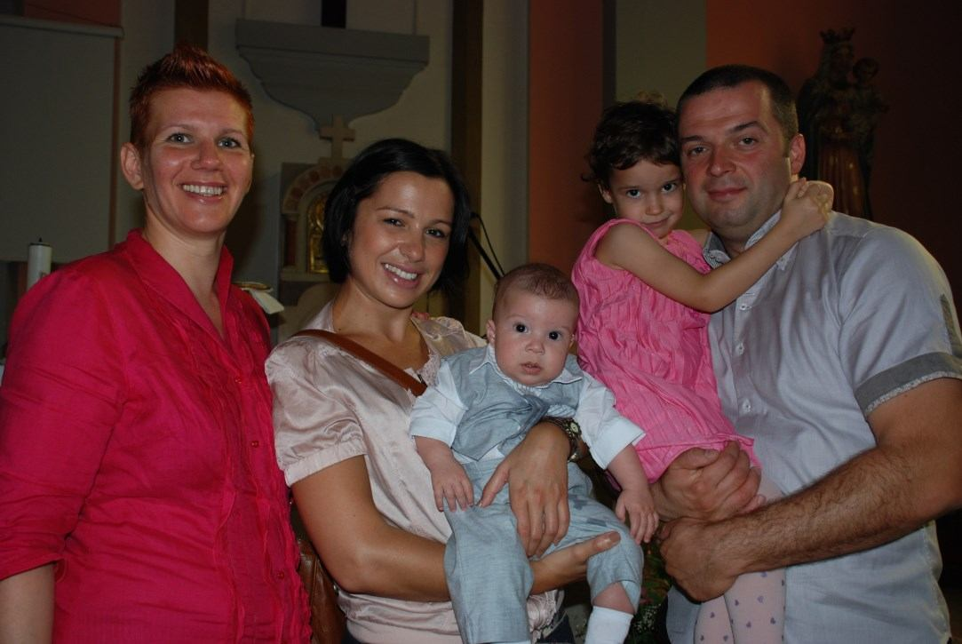 Krštenje: Bartol Anton Cerovac