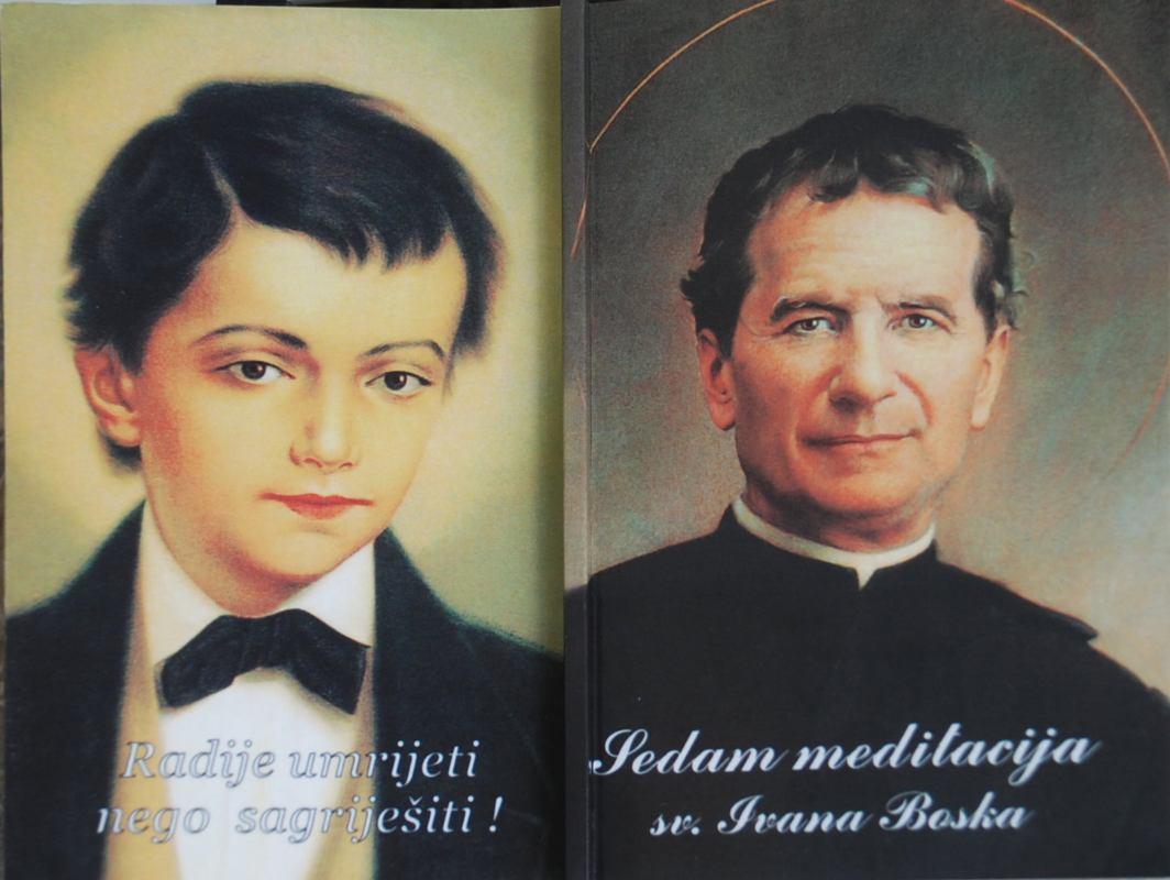 don Marin Mandić - Sedam meditacija sv. Ivana Boska