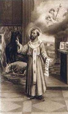 16. siječnja - Sveti Marcel I., papa (307.-309).
