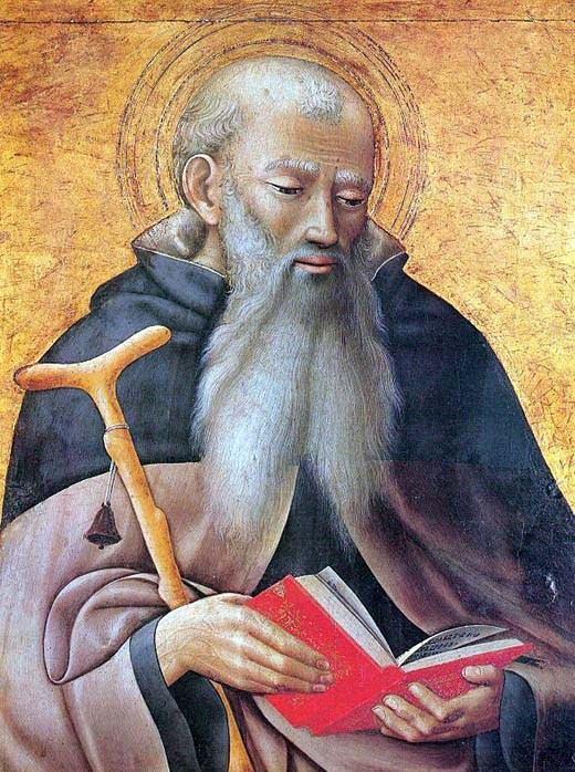 17. siječnja - Sveti Antun, opat