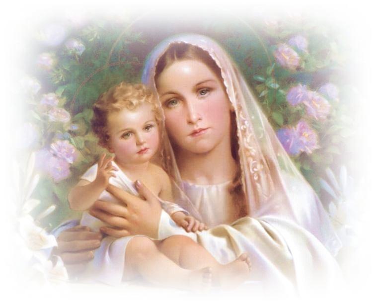 1. siječnja - Blažena Djevica Marija Bogorodica