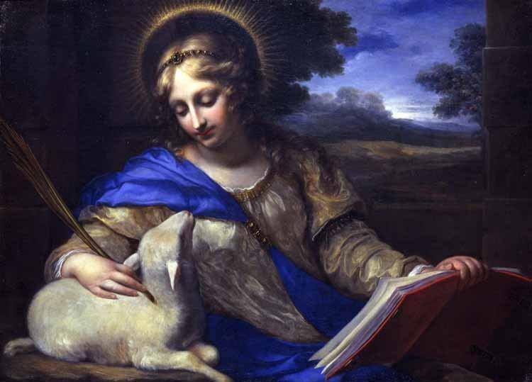 21. siječnja - sveta Agneza, djevica i mučenica