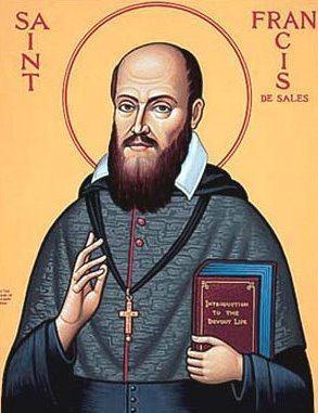 24. siječnja - Sveti Franjo Saleški, biskup i crkveni naučitelj