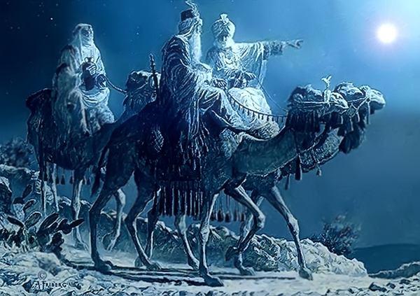 6. siječnja 2019. - Bogojavljenje - Sveta tri kralja