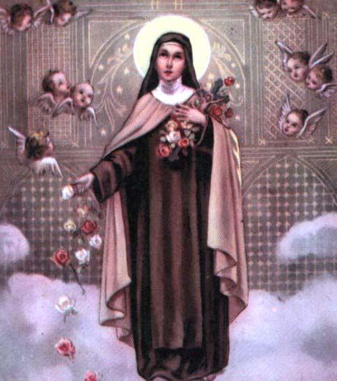 1. listopada - sveta Terezija od Djeteta Isusa
