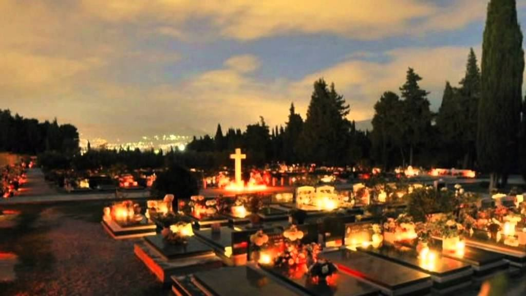 2. studenoga - Dušni dan