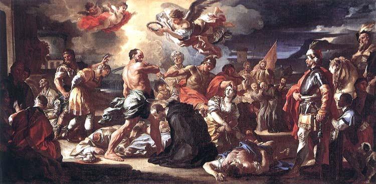 5. listopada - Sveta Gala, udovica
