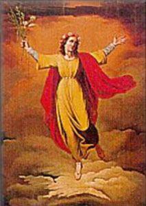 2. prosinca - Sveta Bibijana, mučenica