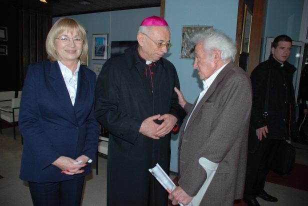 10. veljače 2015. - Dom za starije i nemoćne osobe na Kantridi - Proslava Svjetskog dana bolesnika