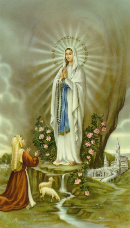 11. veljače - Blažena Djevica Marija Lurdska