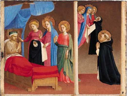 12. veljače - Blaženi Reginalđ Orleanski,  dominikanac