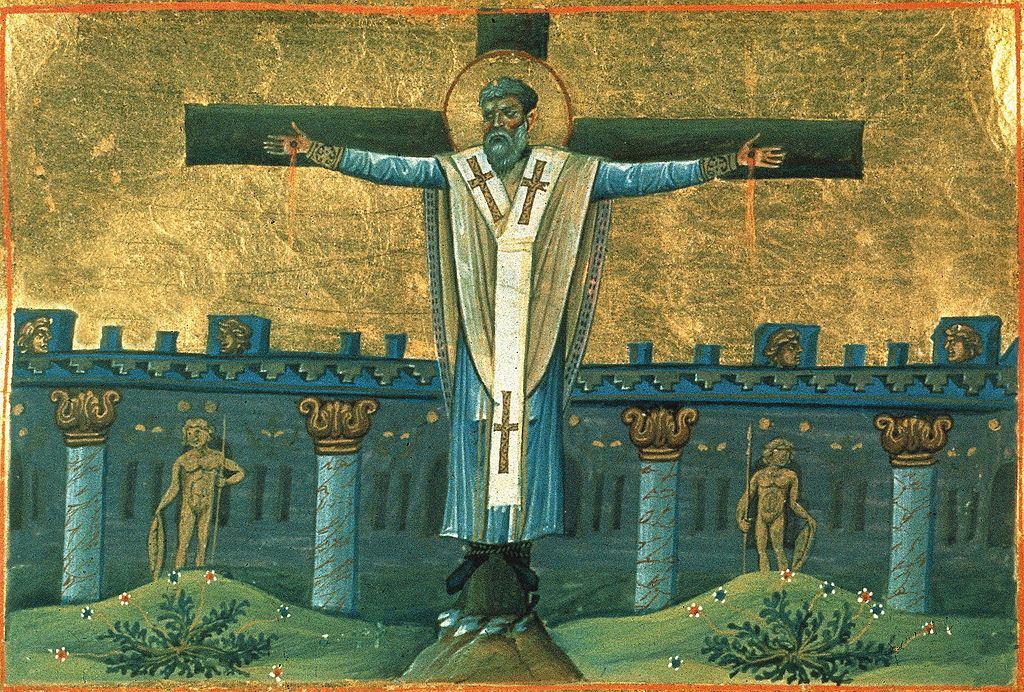 18. veljače - Sveti Šimun, mučenik