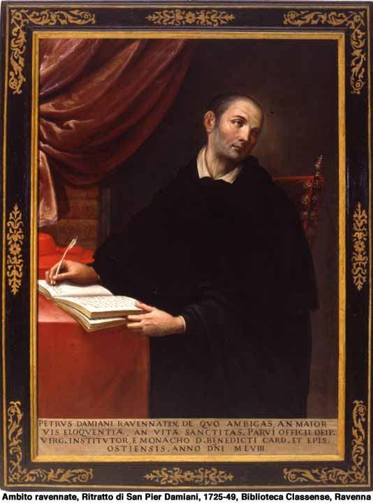 21. veljače - Sveti Petar Damiani, biskup i crkveni naučitelj