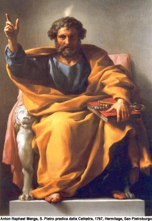 22. veljače - Katedra svetoga Petra, apostola