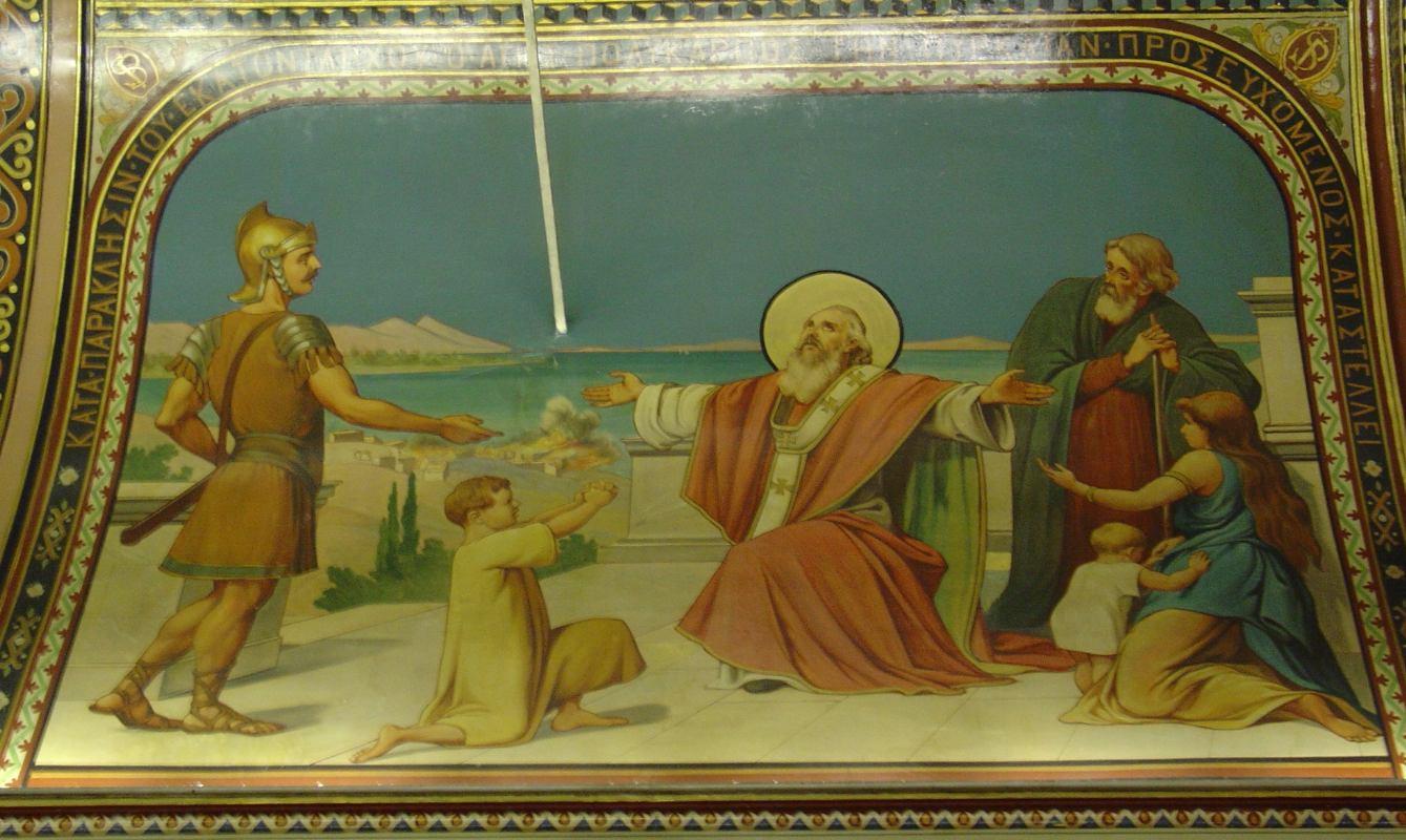 23. veljače - Sveti Polikarp, biskup i mučenik