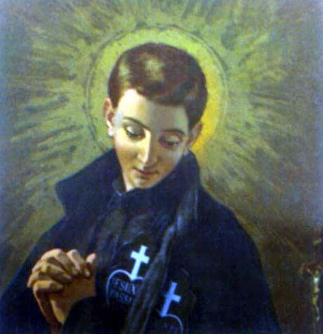27. veljače - Sveti Gabrijel od žalosne Gospe, redovnik