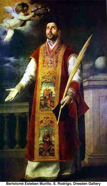 13. ožujk - Sveti Rodrigo i Salomon, kordupski mučenici