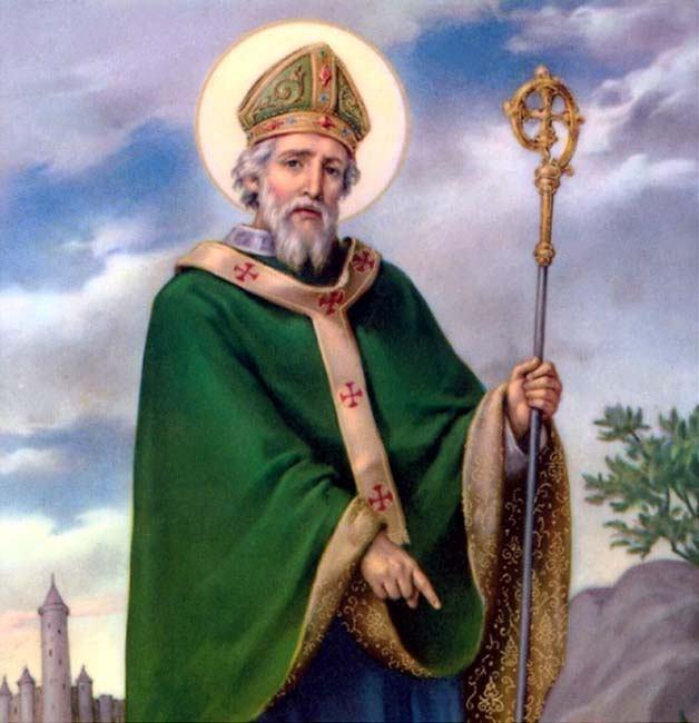 17. ožujka - Sveti Patrik, biskup
