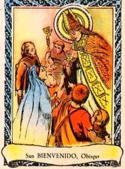 22. ožujka - Sveti Benvenuto Scotivoli, franjevac, biskup