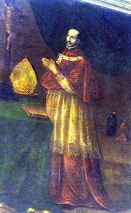 23. ožujka - Sveti Turibije Mongrovejski, biskup