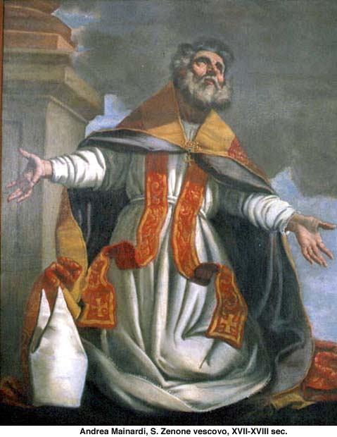 12. travnja - Sveti Zenon, biskup i mučenik u Veroni