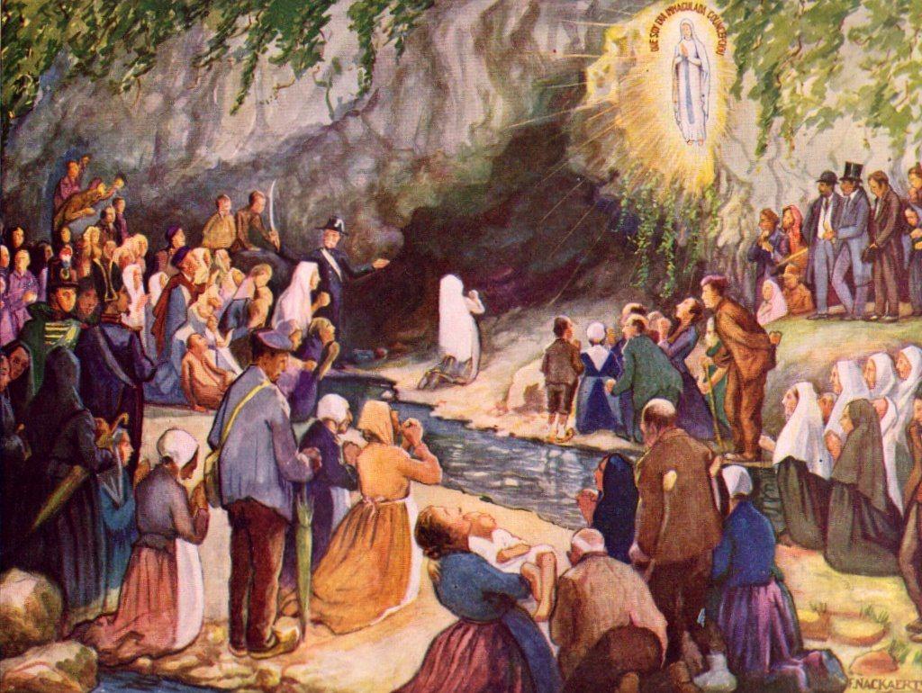 16. travnja - Sveta Bernardica Subiru