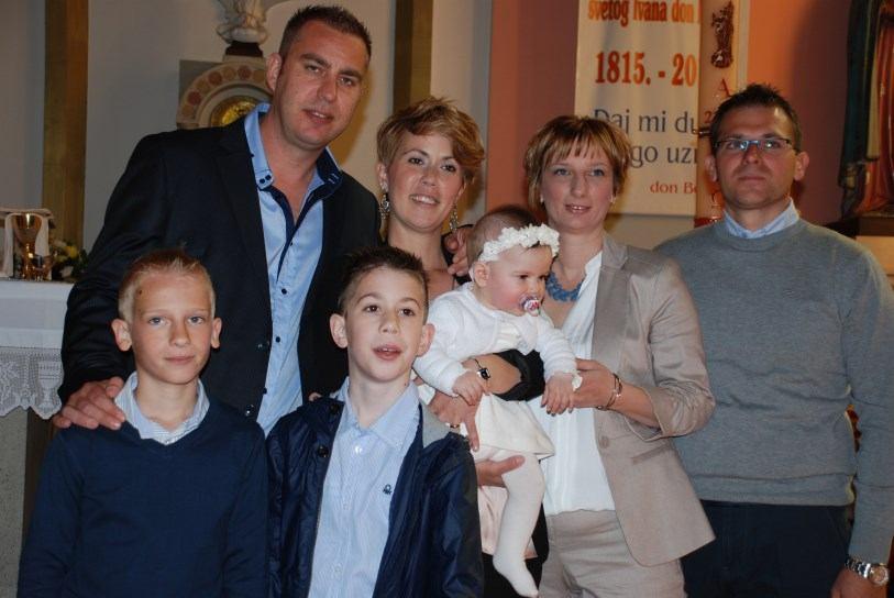 19. travnja - Krštene Eve Štimac
