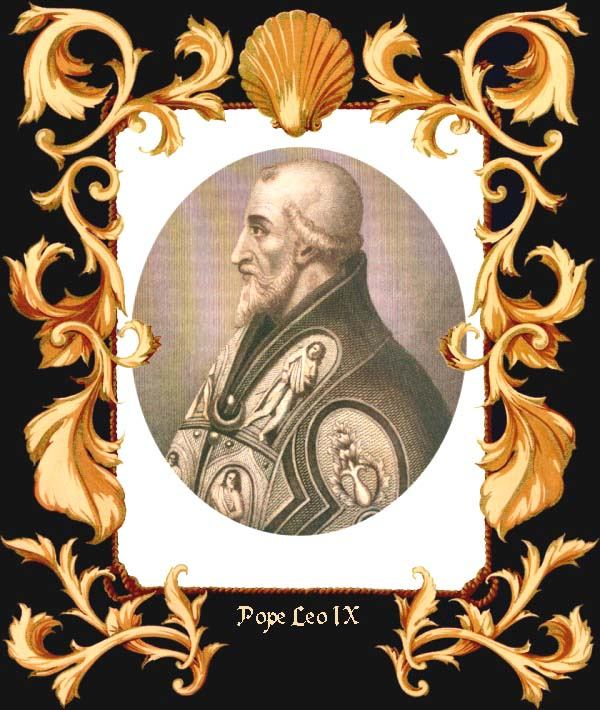 19. travnja - Sveti Leon IX., papa