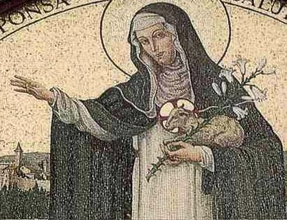 20. travnja - Sveta Agneza (Janja) iz Montepulciano, djevica dominikanskog reda